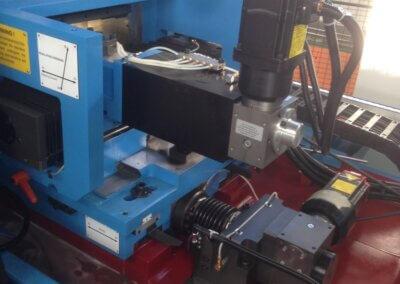 2 CNC achsen abrichtvorrichtungen für die Regelscheibe