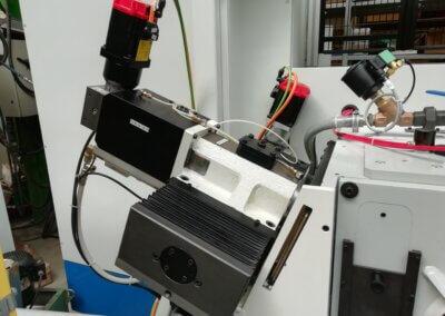 2 CNC achsen abrichtvorrichtungen für die Schleifscheiben